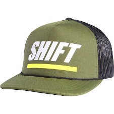 SHIFT Blinders Snapback Mesh Hat
