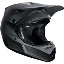 Fox Youth V3 Matte Black Helmet