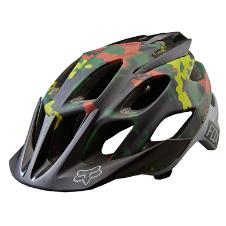 Flux Camo Helmet