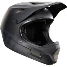 Rampage Comp Matte Black Helmet