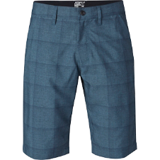Essex Plaid Tech Short