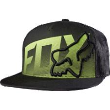 Static Snapback Hat