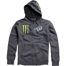 Fox Monster Ricky Carmichael Replica RC4 Zip Front Fleece
