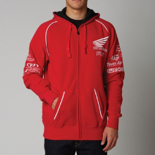 Fox Honda Factory Zip Hoody