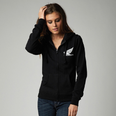 Fox Womens Honda Zip Hoody