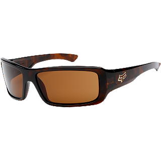 The Falta Dark Brown Tortoise w/Dark Bronze
