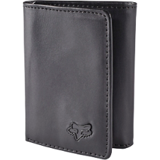 Fox Leather Trifold Wallet