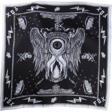 Fox Blacked Out Bandana