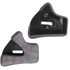 Fox Rampage Suede Cheek Pads