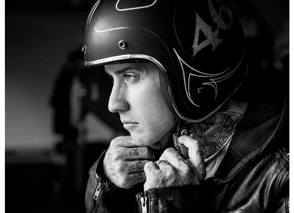 Carey Hart - Fox Racing.