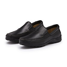 VICTORY LOAFER BLACK