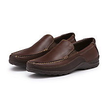 VICTORY LOAFER BROWN