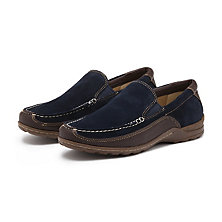 VICTORY LOAFER NAVY