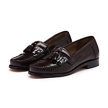 JEREMY LOAFER BURGUNDY