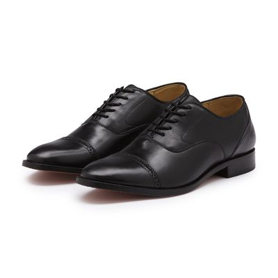BARNEY CAP TOE OXFORD