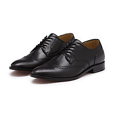 TED WINGTIP OXFORD BLACK