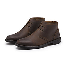 TAILOR BOOT BROWN