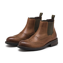 JOHNSON BOOT BROWN