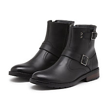 CASH BOOT BLACK