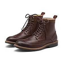 BILLY BOOT BROWN