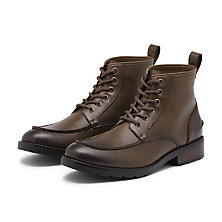 ELVIS BOOT BROWN