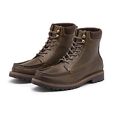 BRUCE BOOT BROWN