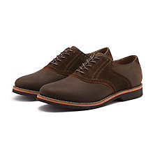 BURLINGTON SADDLE CHOCOLATE