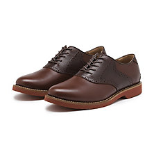 BURLINGTON SADDLE BROWN COMBO