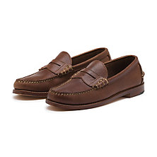 FENMORE WEEJUNS DARK BROWN