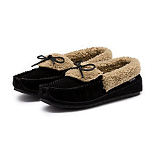 FINCH SLIPPER BLACK