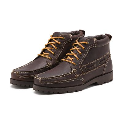 RALSTON BOOT DARK BROWN