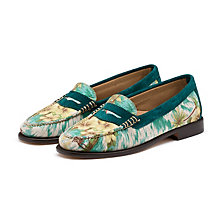 TROPIC WEEJUNS GREEN