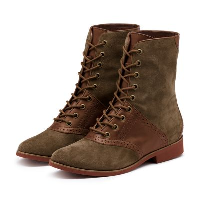 TANNER SADDLE BOOT