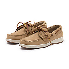 SAILER BOATER TAN