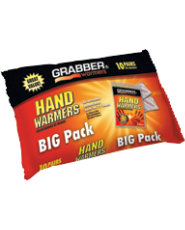 Grabber Hand Warmers BIG Pack - 10 Pairs