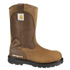 Carhartt Men&39s Bison 11&39&39 Waterproof Work Boots| DICK&39S Sporting Goods