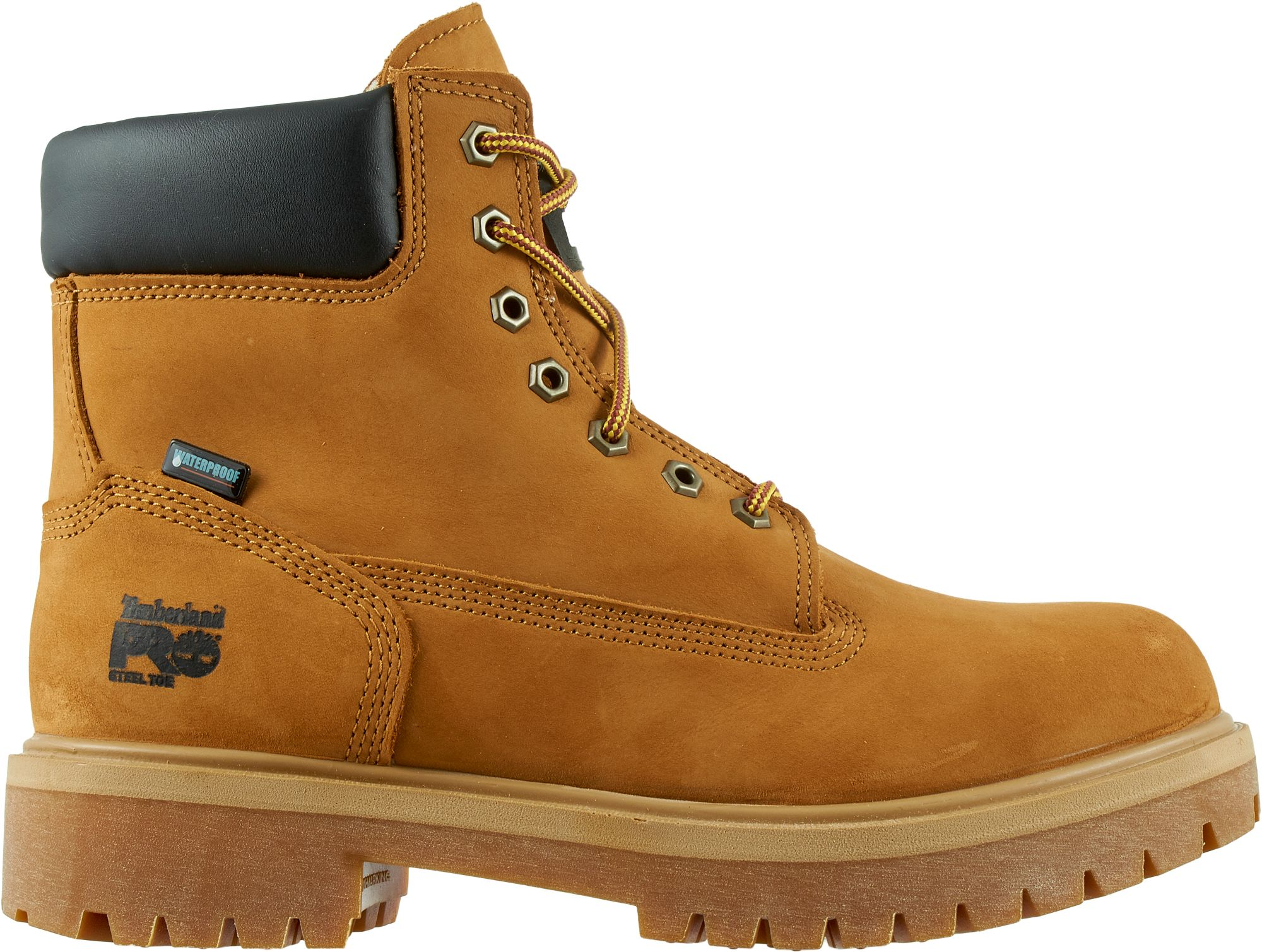 Timberland PRO Men&39s Direct Attach 6&39&39 Waterproof 200g Steel Toe