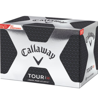 Callaway Tour i(z) Golf Balls - 12 pack