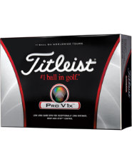Titleist Prior Generation Pro V1x Golf Balls - 12 pack