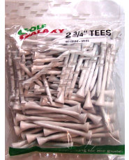 "Golf Galaxy 2 3/4"" White Golf Tees - 100 count"