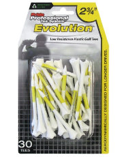 "Pride Professional 2-3/4"" Evolution Golf Tees - 30 Count"
