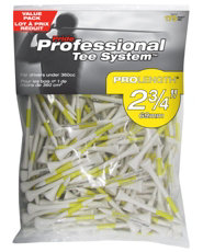 "Pride Professional PTS 2 3/4"" Tees - 175 Count"