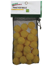 Golf Galaxy Foam Balls in Mesh Bag - 36 pack