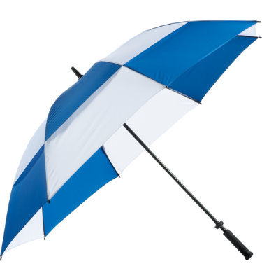 Slazenger 62in Dual Canopy Golf Umbrella