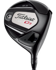Titleist Mens 910D3 Driver