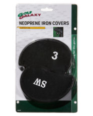 Golf Galaxy Neoprene Iron Covers - 9 pack