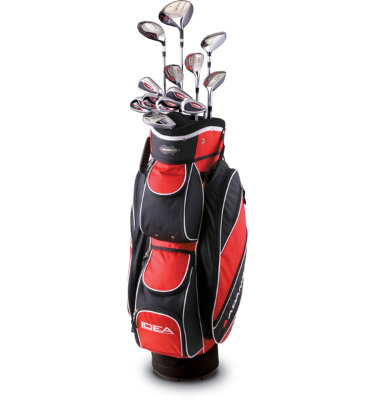 ADAMS GOLF Men's A3OS Complete Set