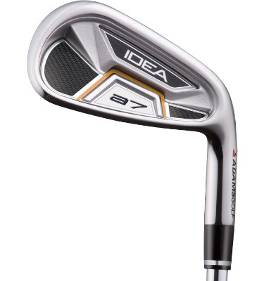 ADAMS GOLF Men's A7 Wedge (Steel)