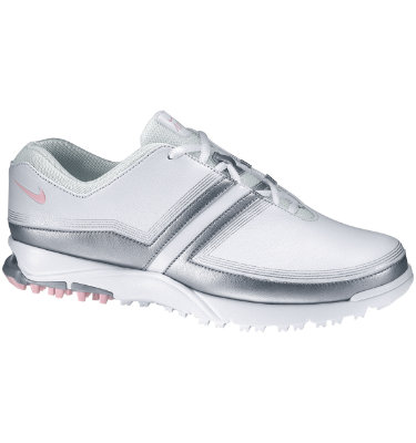 Nike Women's Air Brassie Prism Golf Shoes - Pink