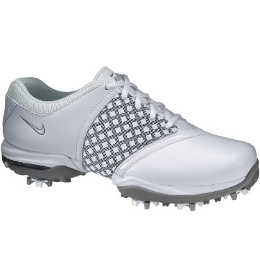 Nike Women's Air Embellish Golf Shoes - White